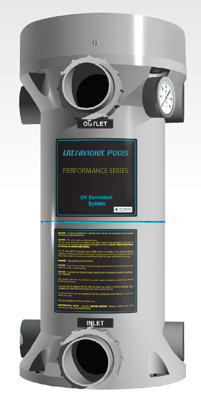 Preformance Series 2 UV system for pools
