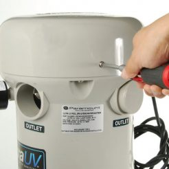 connecting the UV system